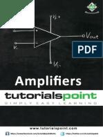 Amplifiers Tutorial