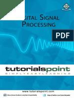 Digital Signal Processing Tutorial