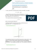 Soluciones de La Ecuación de Schrödinger