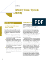 2015 Annual Report of the Office of the Auditor General of Ontario Chapter 3 Secton 3.05 Electricity Power System Planning