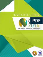 Invitation Letter OGIP 2016