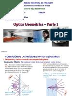 Tema 6 Optica Geométrica Parte 1 2018 I