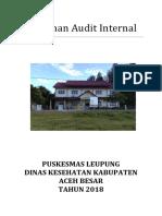 HALAMAN DEPAN Pedoman Audit Internal