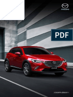 Mazda CX - 3 Design & Features