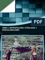Ciudadanía Intercultural - TEMA 3