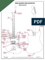 Kurt Cobain Jaguar Specs Wiring