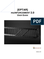 Eptar Reinforcement Userguide 11 2013