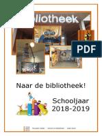 Schoolprogramma 2018-2019 (25/06/2018)