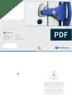 Thalheimer Kühlung GmbH Catalogue Deep- Ultra Low- Shock Freezers