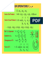Review vector operators Maxwell's differential equations.pdf