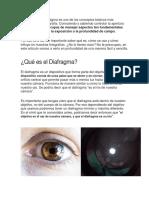 La Apertura Del Diafragma, La Explicación Más Sencilla (Dzoom)
