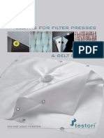Filter Cloth Catalogue