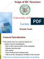 Dokumen.tips Advance Design of Rc Structure Lecture 2 University of Palestine Dr Ali Tayeh