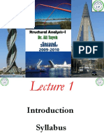 Dokumen.tips Structural Analysis i Dr Ali Tayeh Second Semester 2009 2010