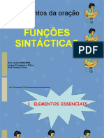 Funcoes Sin Tactic As Ppt