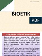 Bio Etik
