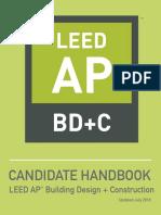 BD C Candidate Handbook 2018