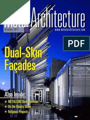 Metal Arch Magazine_Double Skin Facades   Building