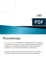 Orthopedic Physiotherapy in Chennai