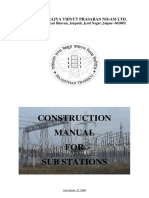 Construction Manual for Sub-Stations.pdf