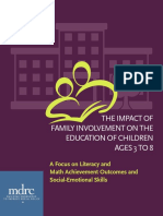 The Impact of Family Involvement FR