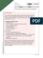 D 7 Merkmale Und Aufbau Der Inhaltsangabe