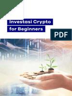 Modul Panduan Investasi Cryptocurrency Untuk Pemula