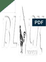 Logo Black Indonesia