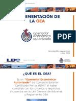 Presentacion Oea Comercial ( 2014)