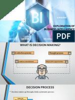 Exploration of Business Intelligence Using Oracle b.i