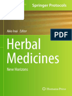 (Methods in Pharmacology and Toxicology) Aiko Inui (eds.)-Herbal Medicines_ New Horizons-Humana Press (2016)