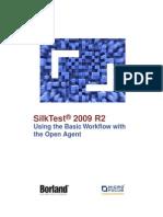 SilkTest Basic Work Flow En
