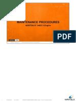 Maintenance Procedures