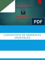 Clase 6 - Conoscopia de Minerales