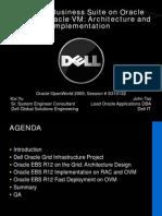 Oracle e Business Suites