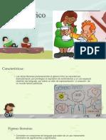 Clase Repaso de Figuras Literarias, Obra Dramatica Hecho y Opinion