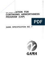 Gama Specification 7 Cap March 1991 PDF 498cabf622