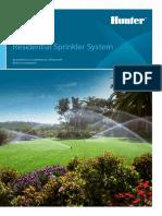 HUNTER Design Guide Residential System LIT-226-EM
