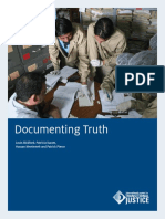 Bickford Et Al. Documenting Truth