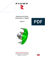 Rivet Dimensiones Polines CEMA B