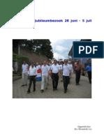 Reisverslag Juigalpareis 2008 Def