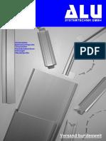 Außen Fensterbänke aus Aluminium - Unsere Spezialität