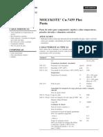 Molykote Cu 7439 Plus