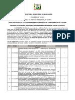 PP 03 - Aquisição de Móveis Sob Medida Para UBS Central