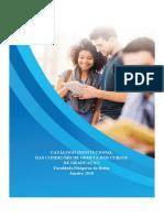 Catálogo Institucional_2018.1_Faculdade Pitágoras de Betim
