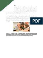 Aplicacion de la TIC para la enseñanza.docx