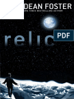 50 Page Friday - RELIC by Alan Dean Foster
