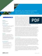 NSX at Aerodata Case Study