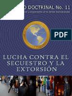 FASCICULO DE ANTISECUESTRO Y EXTORSION