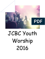 2016 Youth Worship Songbook
